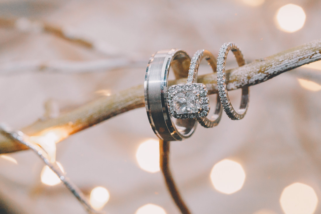 Wedding Rings | Colette Grand Cafe Wedding | EIGHTYFIFTH STREET PHOTOGRAPHY