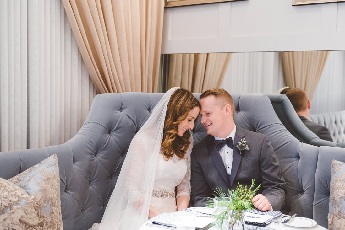 Bride & Groom Portrait | Colette Grand Cafe Wedding | EIGHTYFIFTH STREET PHOTOGRAPHY