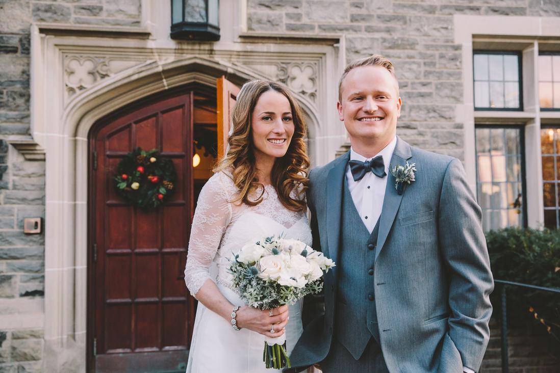 Rosedale Presbyterian Church Wedding Ceremony, Toronto | EIGHTYFIFTH STREET PHOTOGRAPHY