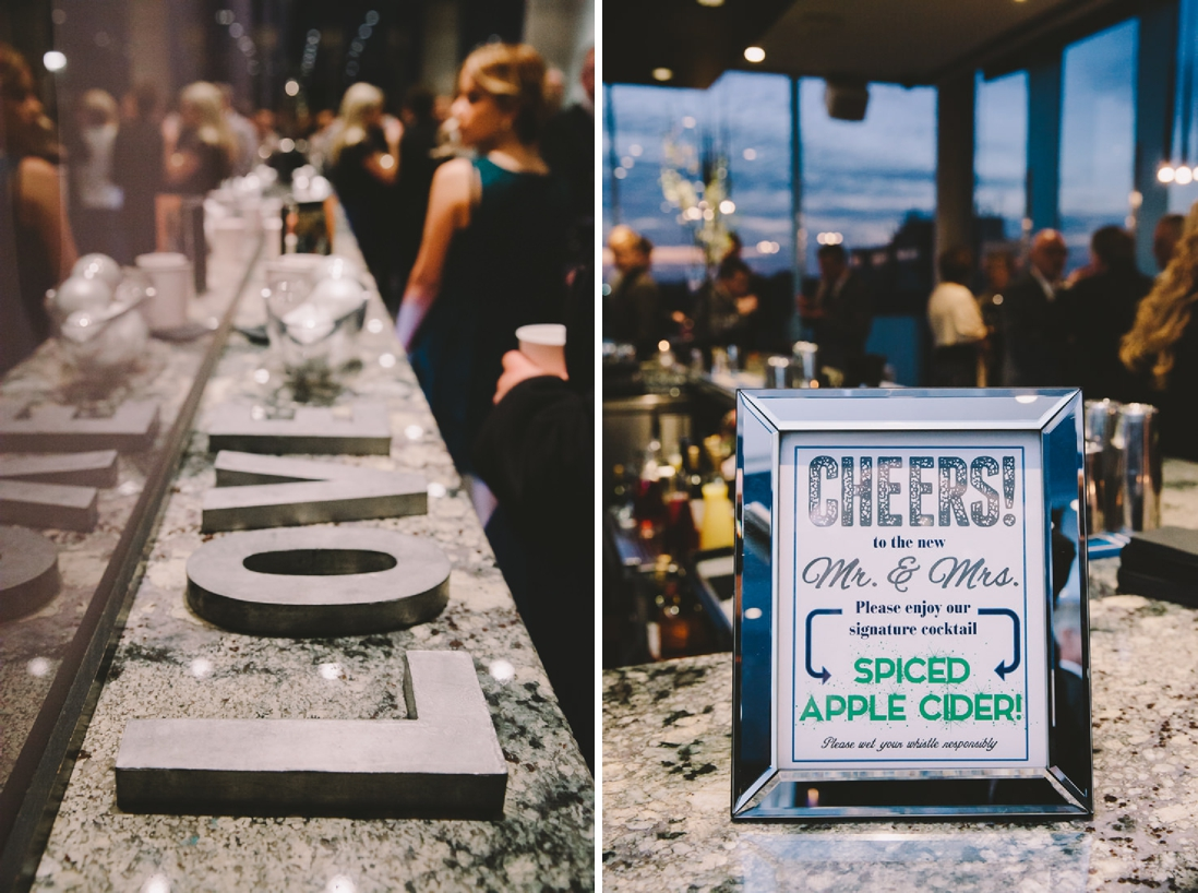 Thompson Hotel Rooftop Wedding, Toronto | EIGHTYFIFTH STREET PHOTOGRAPHY