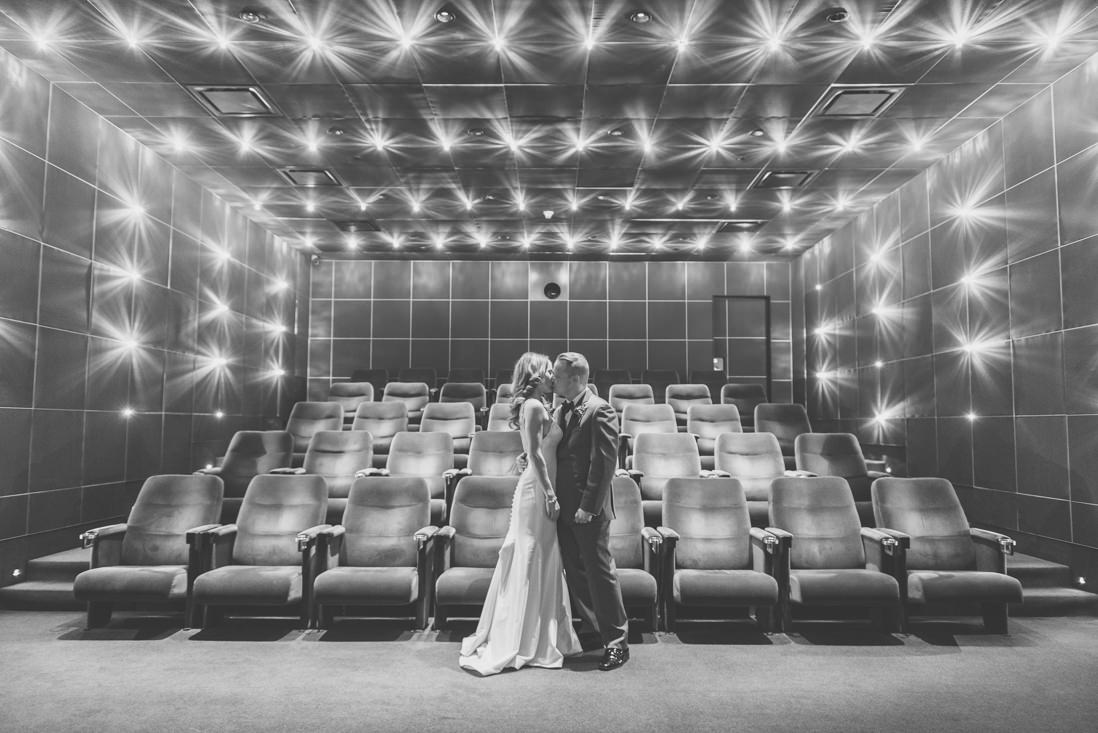 Thompson Hotel Screening Room Wedding, Toronto | EIGHTYFIFTH STREET PHOTOGRAPHY