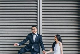 TORONTO CITY HALL WEDDING PORTRAITS