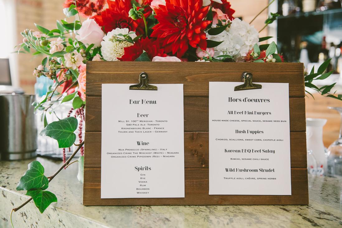 Spoke Club Wedding Toronto   EightyFifth Street Photography