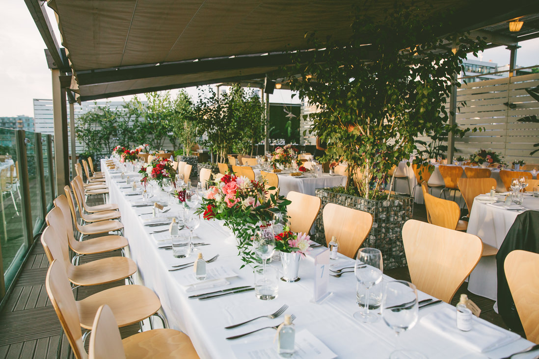 Spoke Club Wedding Reception Toronto   EightyFifth Street Photography