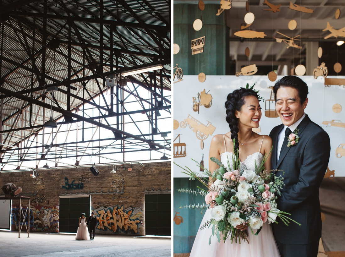 Evergreen Brickworks Wedding, Toronto - EIGHTYFIFTH STREET PHOTOGRAPHY