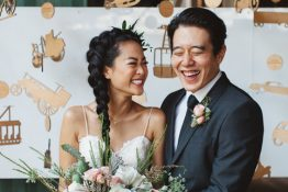 SNEAK PEEK | miller lash house wedding
