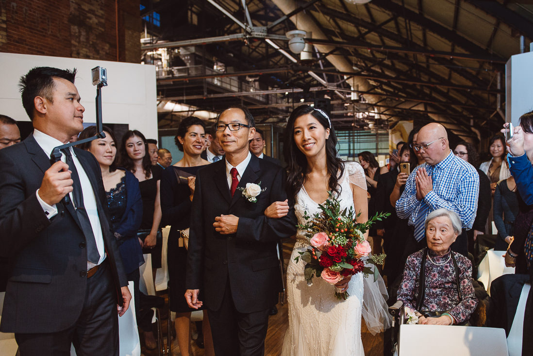 St Lawrence Market Kitchen Wedding Ceremony | Toronto | EIGHTYFIFTH STREET PHOTOGRAPHY