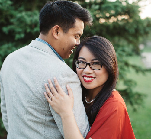 MISSISSAUGA SURPRISE PROPOSAL | annalyn + joemel