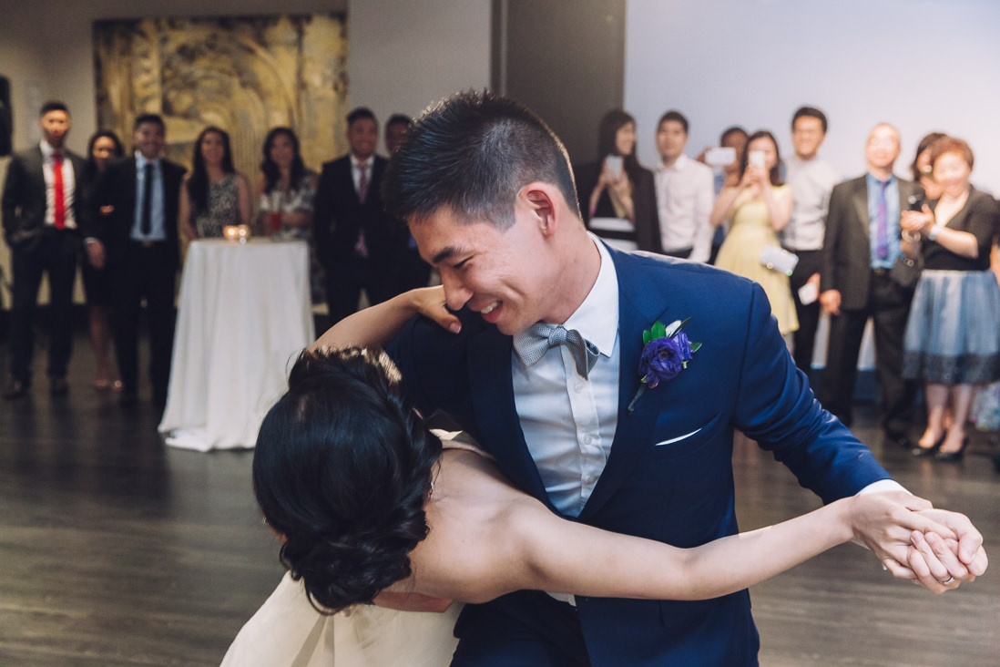 First dance | Arcadian Loft Wedding, Toronto | EIGHTYFIFTH STREET PHOTOGRAPHY