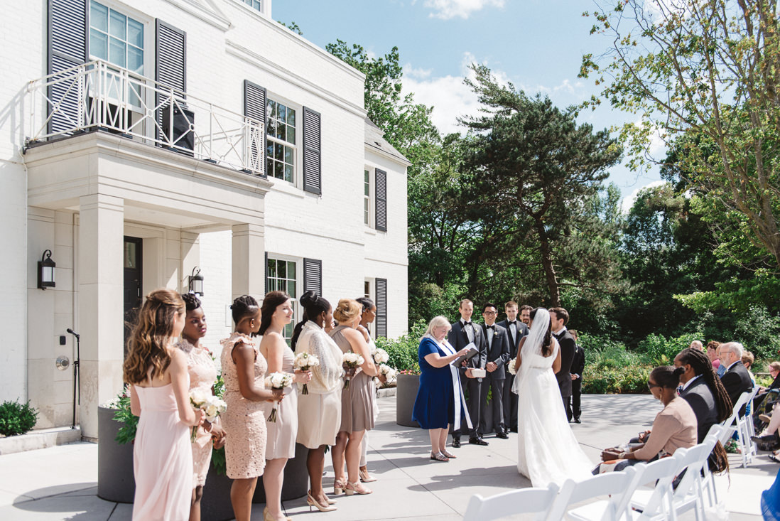 Ceremony   Harding Waterfront Estate Wedding, Mississauga   EightyFifth Street Photography