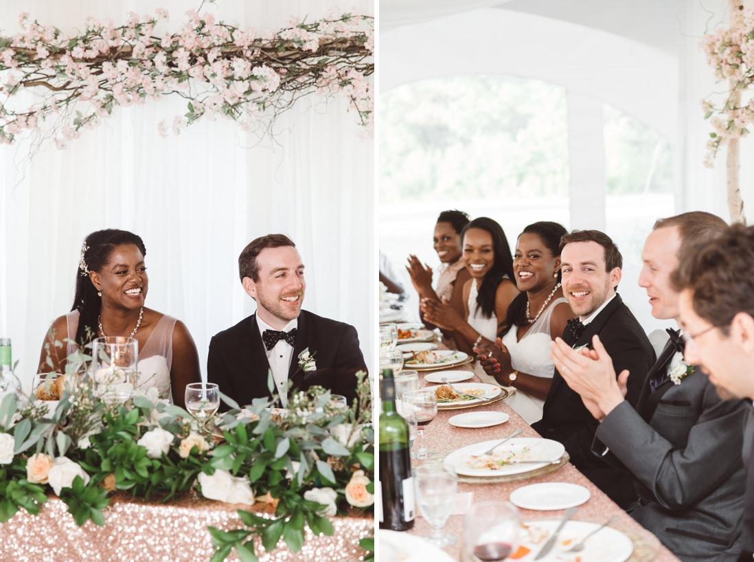Reception   Harding Waterfront Estate Wedding, Mississauga   EightyFifth Street Photography