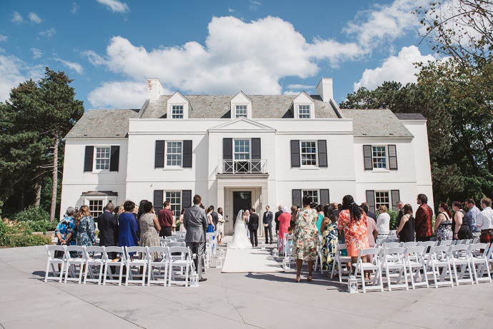 Harding Waterfront Estate Wedding | EightyFifth Street Photography