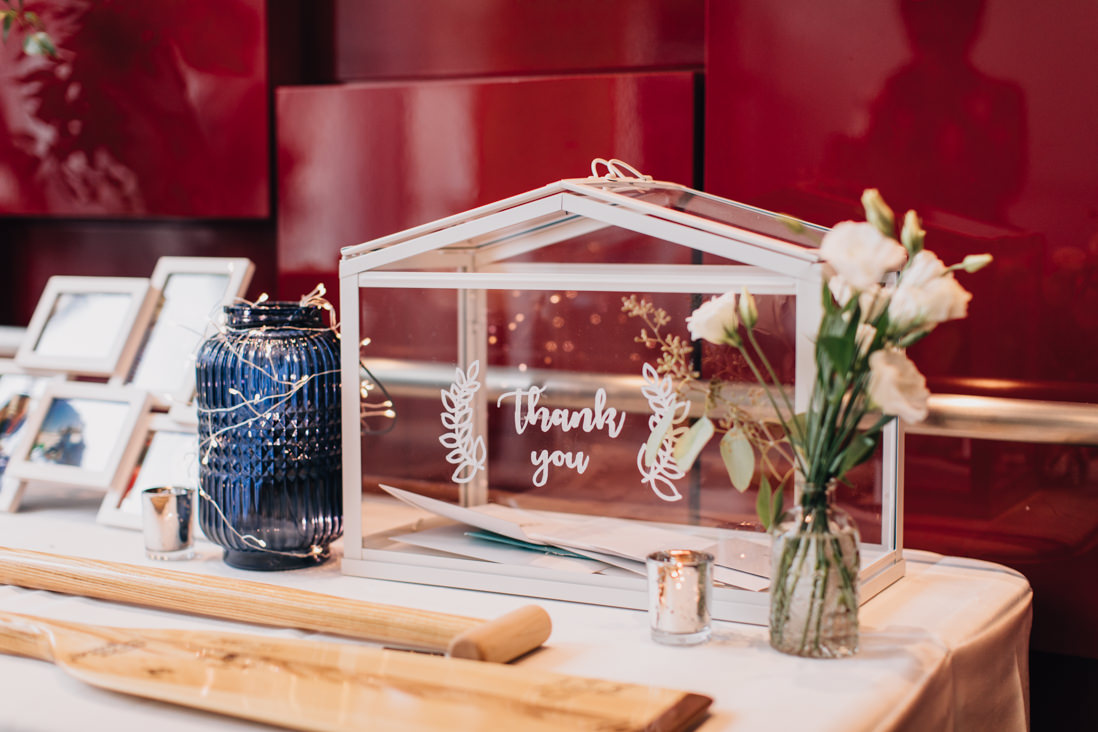 ikea greenhouse card box wedding toronto